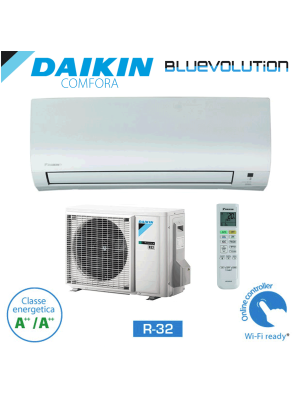 Ar Condicionado Daikin Bluevolution Confora 12000Btus