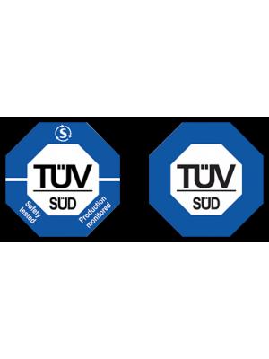 EV Carregador Portátil Ciclosystem®  tipo1 (SAE J1772) Monofásico (Ajustável 6A-16A) LCD 3.4Kw