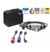 JUICE Booster2 Tipo2 (Mennekes) Trifásico (Ajustável 6A a 32A) 22Kw (Carregador portátil-Wallbox) Kit PT