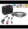 JUICE Booster2 Tipo2 (Mennekes) Trifásico (Ajustável 6A a 32A) 22Kw (Carregador portátil-Wallbox-Cabo Trifásico) Kit 3 em 1