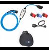 NRGKICK Carregador Portátil Tipo2 Wi-fi Trifásico (Ajustável 6A a 32A) 22Kw Kit PT