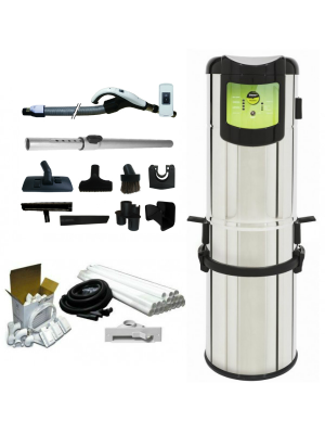 Ciclosystem® Magnum + Kit de Pré-Instalação 5 Tomadas