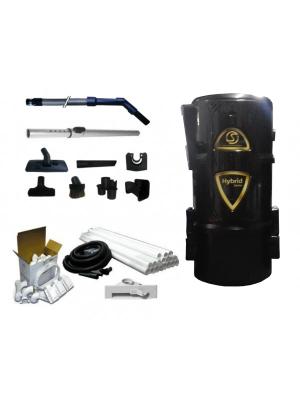 Pack Ciclosystem® KIT Pre-Instalação 3 Tomadas + Central JUNIOR