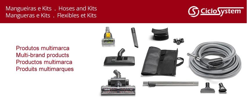 Mangueiras e Kits Multimarca