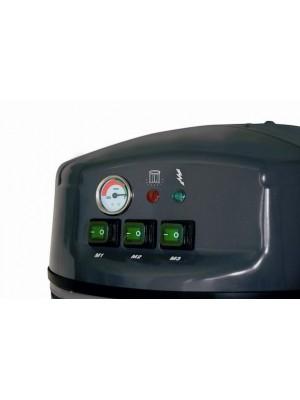 Central de aspiração Ciclosystem®  Supreme HP2-3 INOX  By Enke