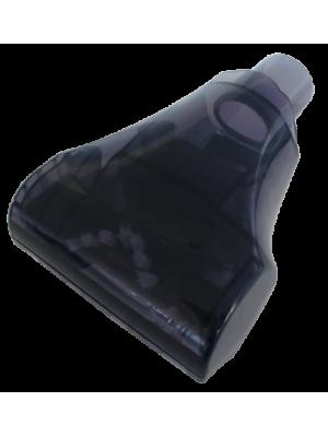 Escova Turbo Mini Aspiração Central | Preta