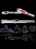 Ciclosystem® Kit On/Off 10mt  (Com Punho E Terminal Rotativo)