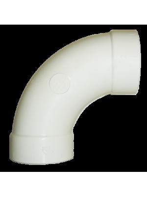 PVC Curva  90º Longa