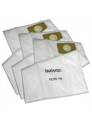 Duovac kit 3 Sacos
